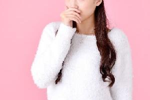 口臭の主な原因について